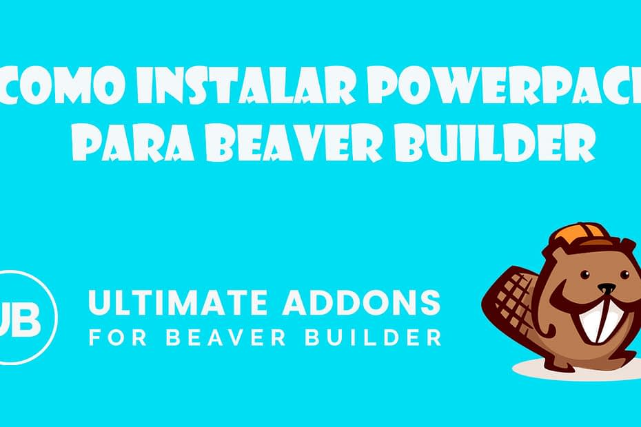como instalar ultimate addons para beaver builder
