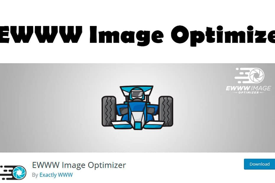 EWWW Image Optimizer wordpress