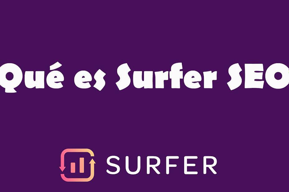 surfer-seo herramienta